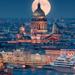 Tourist flow to St. Petersburg in 2016 amounted to 6.9 million people
