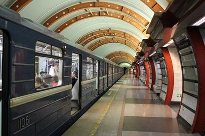 Metro will change the operation mode in the Victory Day