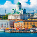From St. Petersburg to Helsinki, you can go for 100 rubles