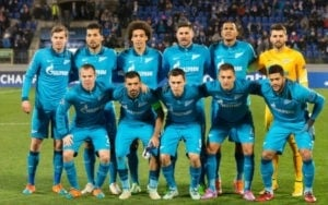"In St. Petersburg will host a championship parade ""Zenit"""