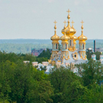 In Tsarskoye Selo opened a viewing platform at a height of 40 meters