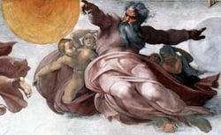 "Marked by genius: the exhibition ""Michelangelo. The creation of the world"""