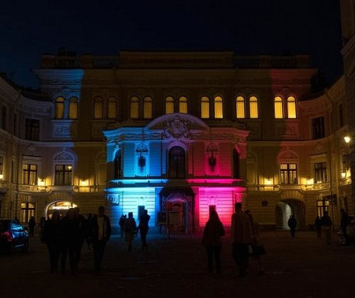 """Night of museums"" in St. Petersburg was visited by more than 100,000 people"