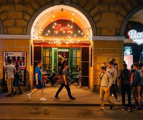 Dumskaya street will become a pedestrian on holidays and weekends