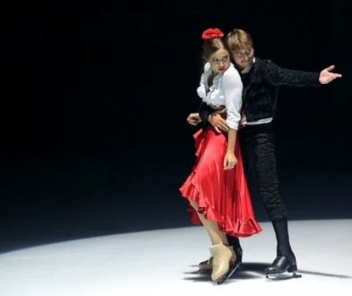 "On Ice show ""Carmen"" will be accessible for free"