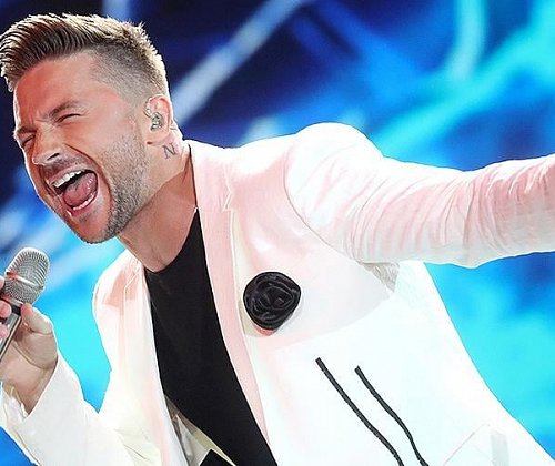 Sergey Lazarev took third place at the Eurovision song contest and is ready to go again