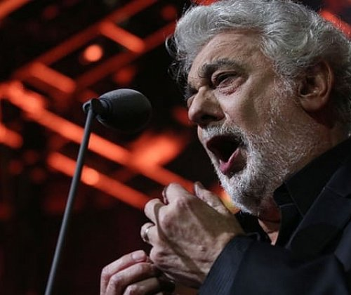 Spectators at the Mariinsky Theater outraged by the lack of Placido Domingo